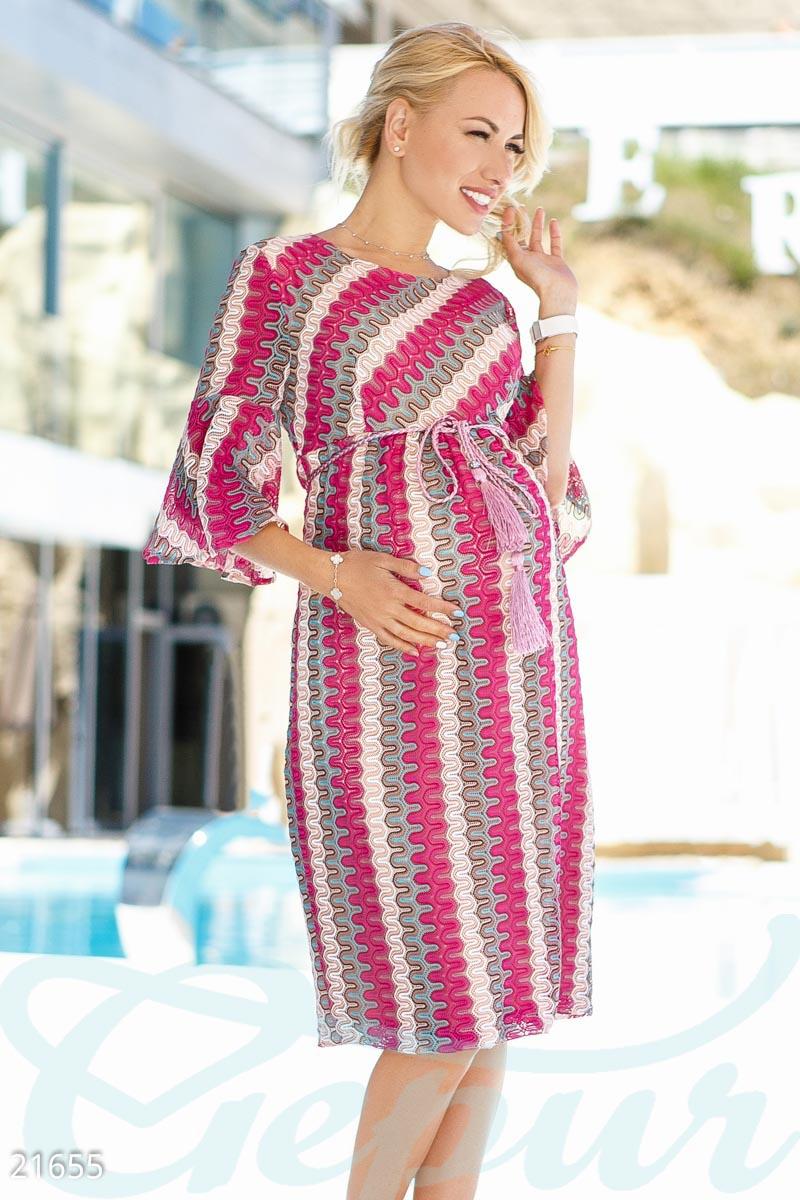 d0530656e021b9 Яскраве трикотажне плаття - купити оптом і уроздріб   GEPUR