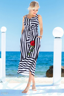 Sundress maternity photo 1