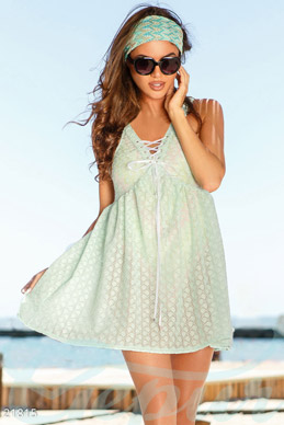 Exclusive beach tunic  photo 1