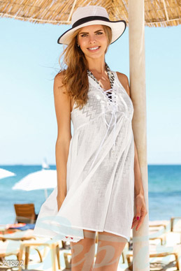 Airy cover-up tunic  photo 1