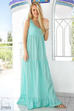 Tiered Maxi dress photo 1