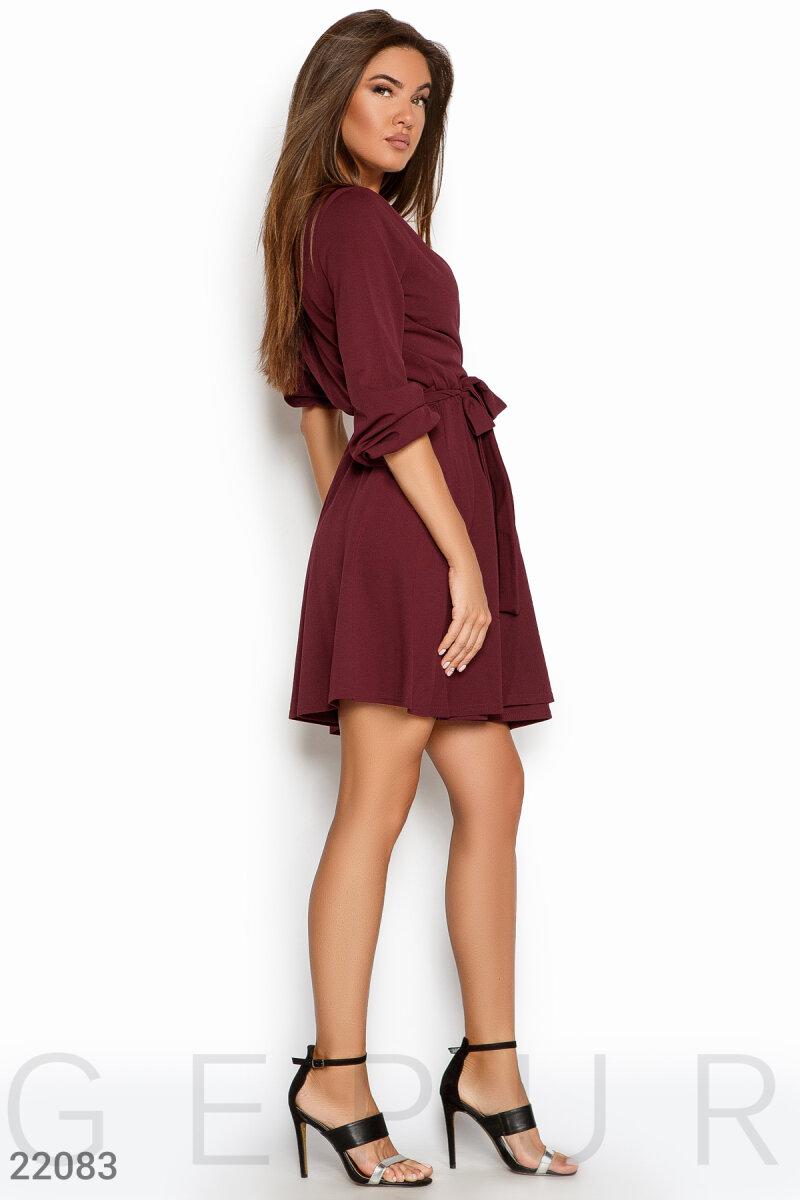 95e1e4f36a6 Приталенное платье-мини - купить оптом и в розницу