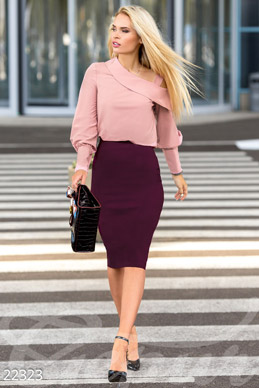 A simple pencil skirt photo 1