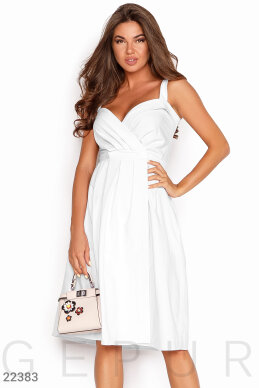 Business women's sundress  photo 1