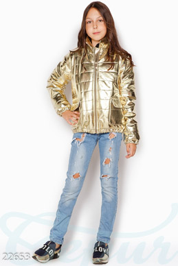 Bomber jacket for girls  photo 1