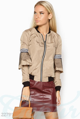 Stylish womens jacket photo 1