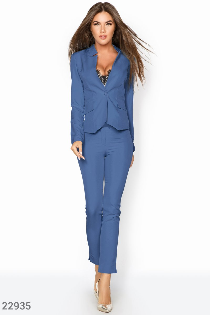 787710513c0 Женский деловой костюм - купить оптом и в розницу