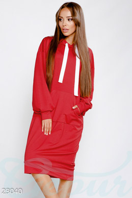 Sporty tunic dress photo 1