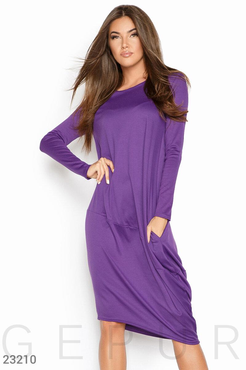 2a0a53972d9822 Вільний трикотажне плаття - купити оптом і уроздріб   GEPUR