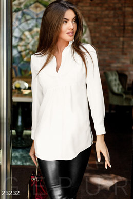 Delicate chiffon blouse  photo 1