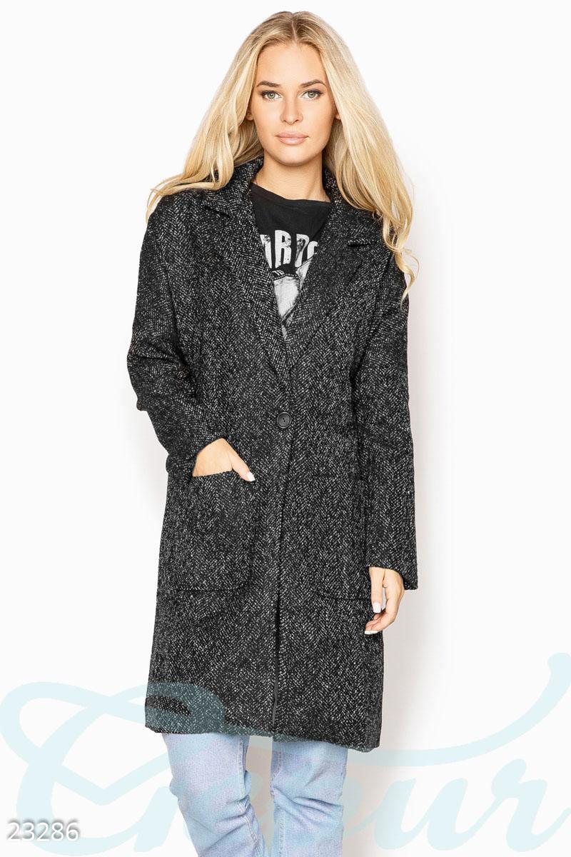 b115c4f55c4 Твидовое пальто boyfriend - купить оптом и в розницу