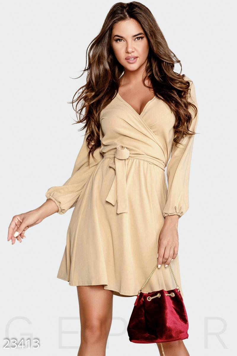 f6b32d6ddb1b Нежное женское платье