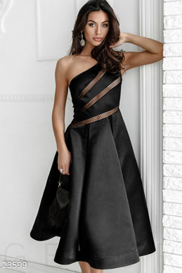 Charming evening dress photo 1