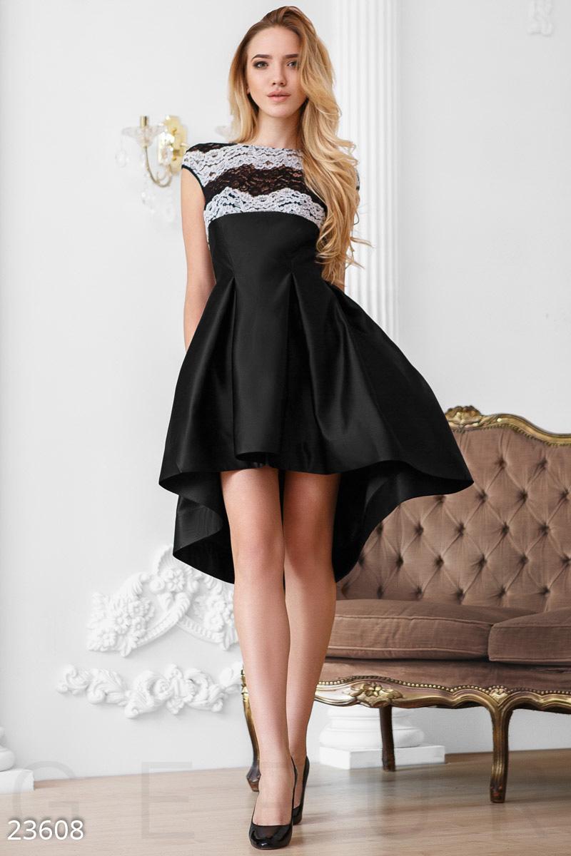 e75df0c8ad72 Каскадное вечернее платье - купить оптом и в розницу   GEPUR