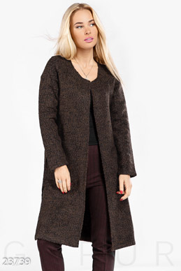 Classic boucle cardigan  photo 1
