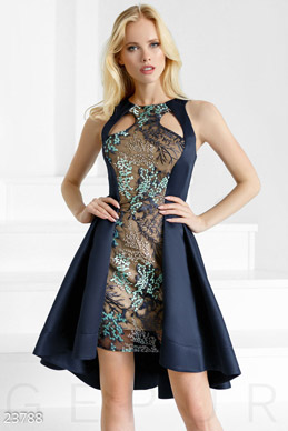Impressive cocktail dress  photo 1