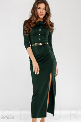 Elongated Jersey dress  photo 1