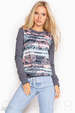 Vivid women's sweatshirt photo 1