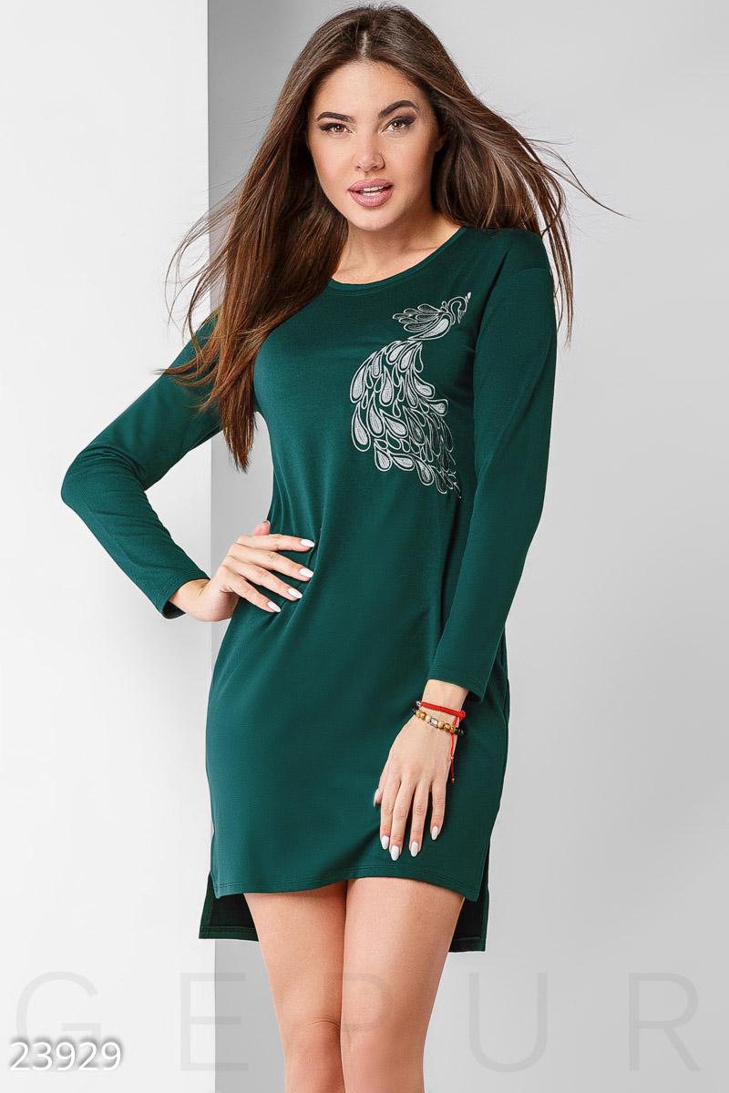1b19dde7c9011c Трикотажне плаття-туніка - купити оптом і уроздріб   GEPUR