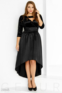 Купить платья черного цвета