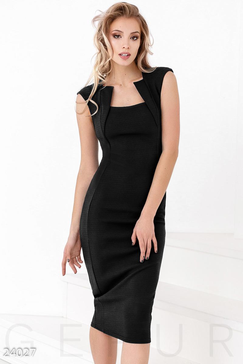 2116d7eecea Классическое платье-футляр - купить оптом и в розницу