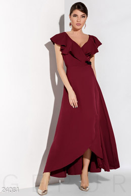 Long romantic dress  photo 1
