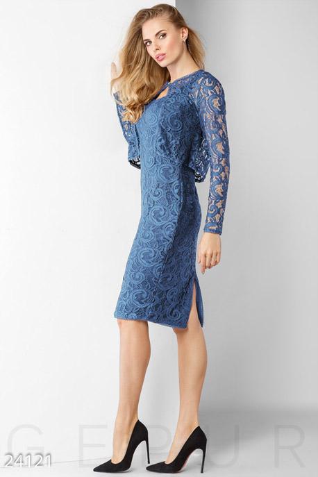 Платье с болеро описание