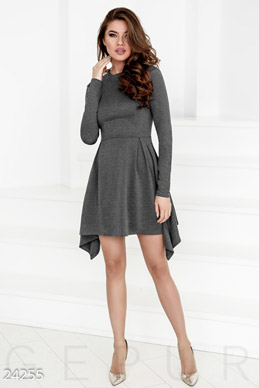 Short asymmetrical dress  photo 1