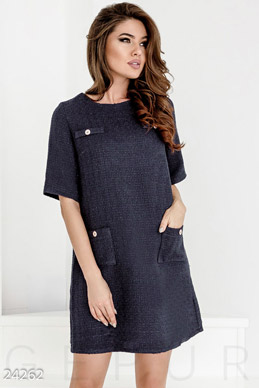 Elegant warm dress  photo 1