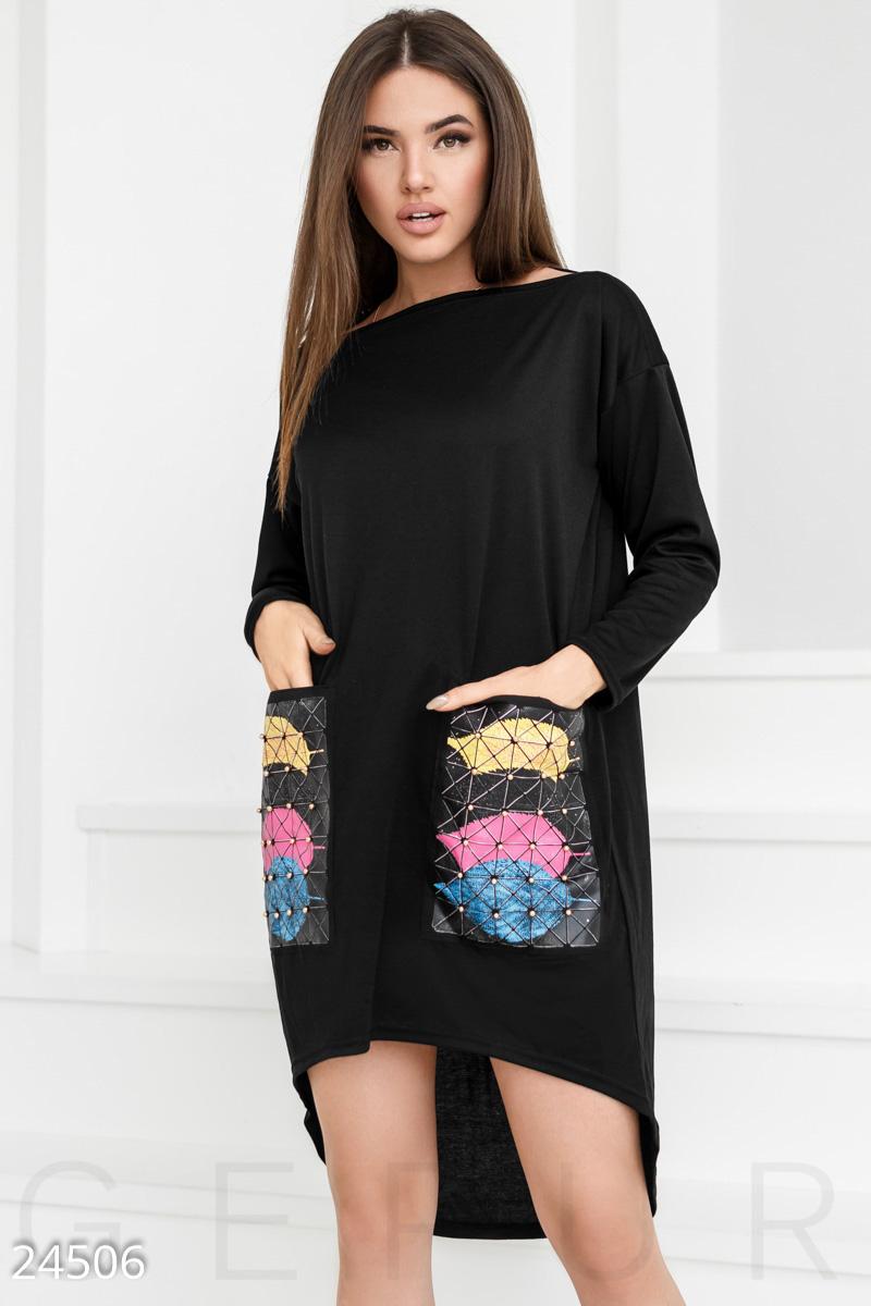 233bb29ce0c0ff Трикотажне плаття oversize - купити оптом і уроздріб   GEPUR