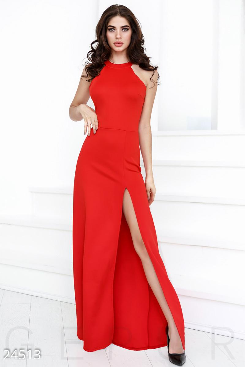097fd211a4dad3e Вечернее платье с разрезом - купить оптом и в розницу | GEPUR