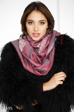 Bilateral scarf tippet photo 1