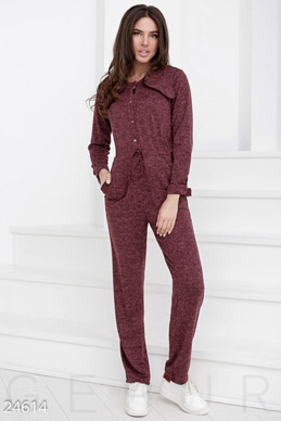 Warm jumpsuit for women photo 1