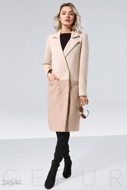 Combo womens coat photo 1