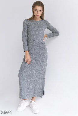 Laconic casual dress  photo 1