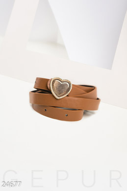 Simple solid color strap  photo 1