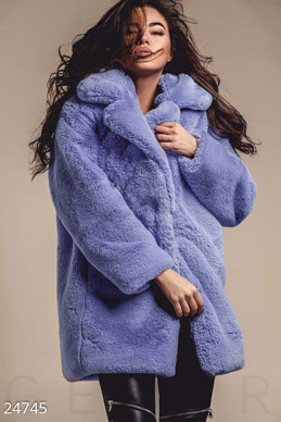Fashionable women's coat  photo 1