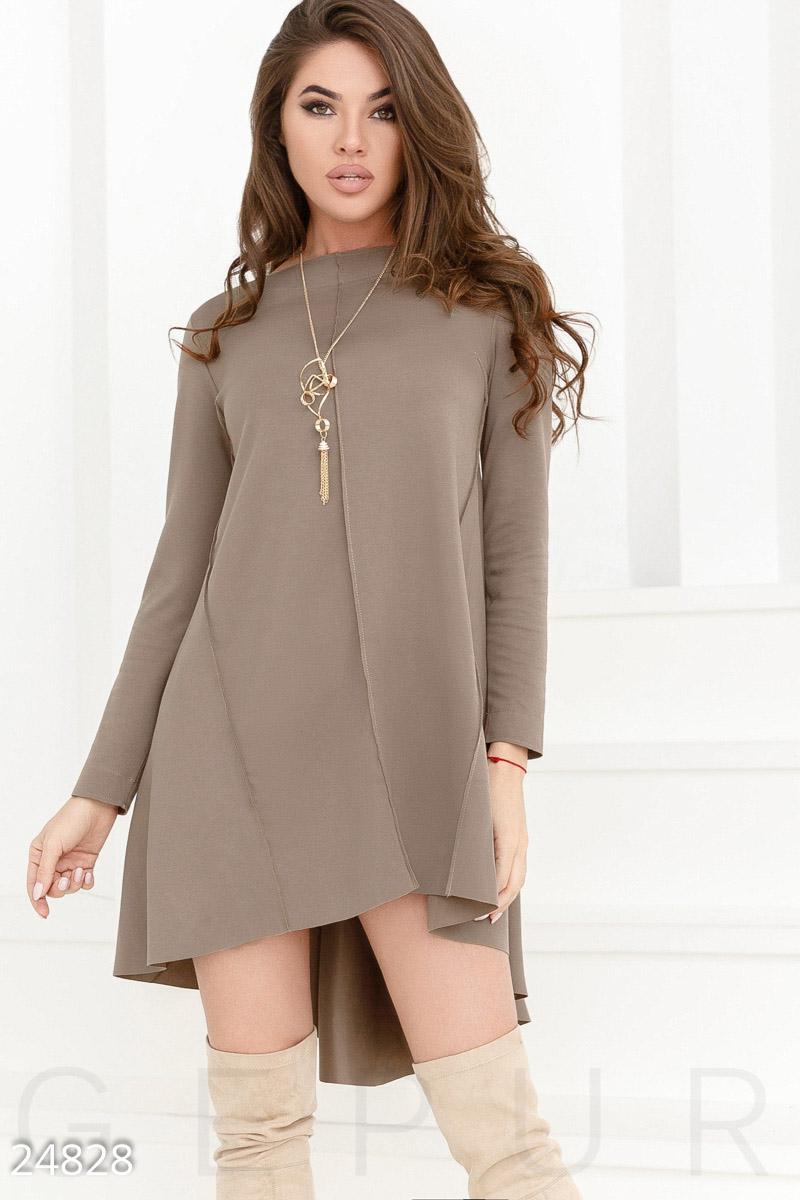 1b25b2736d98e9 Трикотажне плаття-кльош - купити оптом і уроздріб   GEPUR