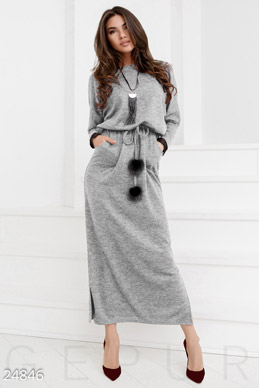 Warm dress-Raglan photo 1