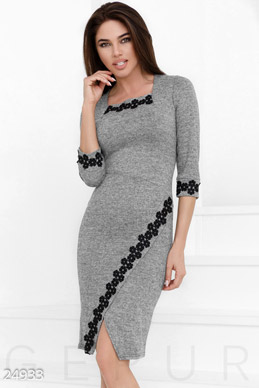 Soft bodycon dress  photo 1