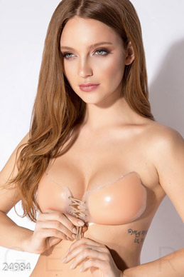 Silicone bra butterfly  photo 1