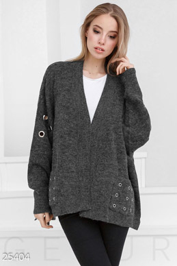 Wool cardigan for women  photo 1