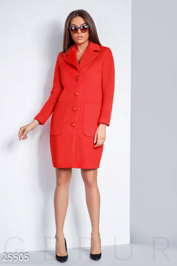 Laconic women's coat  photo 1