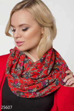 Aroroy scarf-Snood photo 1