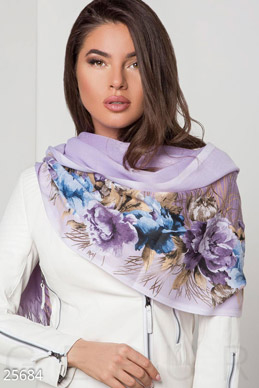 Elegant scarf-stole  photo 1