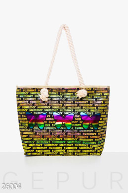 Colored summer bag photo 1