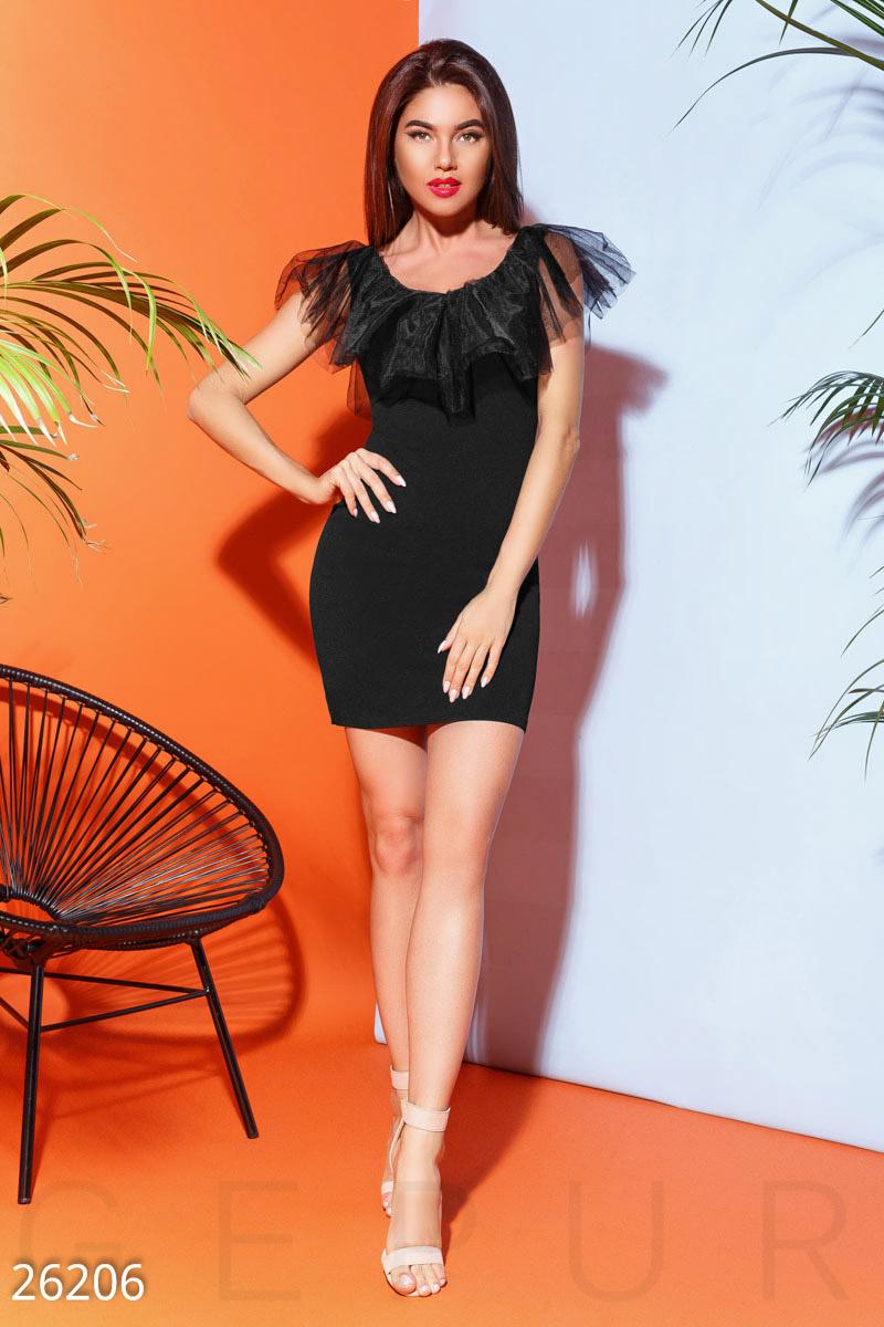 New Летнее платье-мини