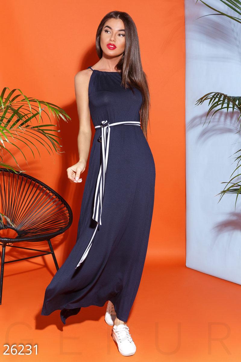 New Летнее платье-макси
