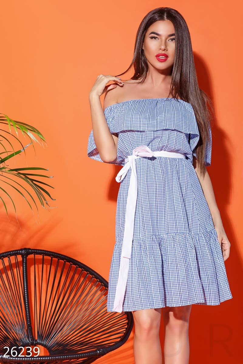 New Открытое летнее платье