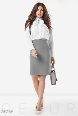 Office pencil skirt  photo 1